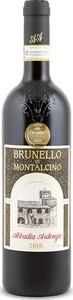 Abbadia Ardenga Brunello Di Montalcino 2010, Docg Bottle