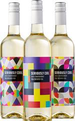 Seriously Cool Chardonnay 2015, VQA Ontario Bottle