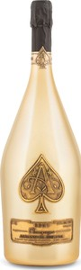Armand De Brignac Ace Of Spades Brut Gold Champagne, Ac (1500ml) Bottle
