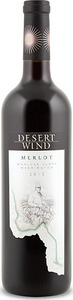 Desert Wind Merlot 2013, Wahluke Slope, Columbia Valley Bottle