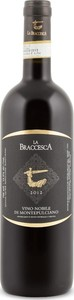 La Braccesca Vino Nobile Di Montepulciano 2012, Docg Bottle