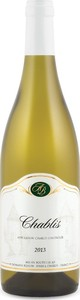 Domaine Besson Chablis 2013, Ac Bottle