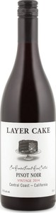 Layer Cake Pinot Noir 2014, Central Coast Bottle