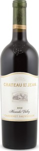 Chateau St. Jean Sonoma County Cabernet Sauvignon 2012 Bottle