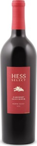 Hess Select Cabernet Sauvignon 2013, Mendocino/Lake/Napa Counties Bottle