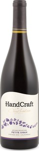 Handcraft Petite Sirah 2013 Bottle