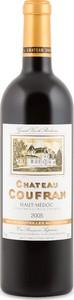 Château Coufran 2005, Ac Haut Médoc Bottle