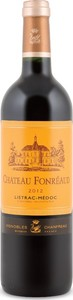 Château Fonréaud 2012, Ac Listrac Médoc Bottle