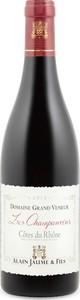Domaine Grand Veneur Les Champauvins 2013 Bottle