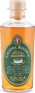 Sibona Botti Di Madeira Riserva Grappa (500ml) Bottle