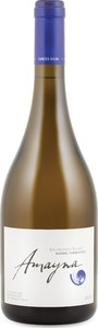 Garcés Silva Amayna Barrel Fermented Sauvignon Blanc 2010, Leyda Valley Bottle