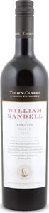 Thorn Clarke William Randell Shiraz 2012, Barossa Bottle