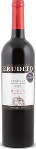 Erudito Reserva Especial 2009, Doca Rioja Bottle
