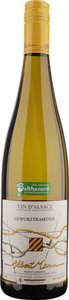 Albert Mann Gewurztraminer 2011, Alsace Bottle