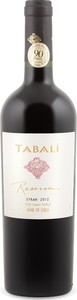 Tabali Reserva Syrah 2012, Limari Valley Bottle