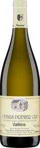 Domaine Jean Dauvissat Chablis Premier Cru Vaillons 2012, Chablis Bottle