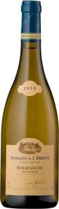 Domaine De L'abbaye Du Petit Quincy Bourgogne Tonnerre 2014 Bottle