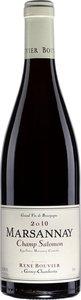 Domaine René Bouvier Marsannay Champs Salomon 2013 Bottle
