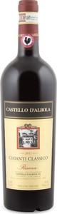 Castello D Albola Chianti Classico Riserva 2011 Bottle
