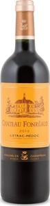 Château Fonréaud 2010, Ac Listrac Médoc Bottle