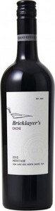 Bricklayer's Cache Meritage 2012, VQA Lake Erie North Shore Bottle