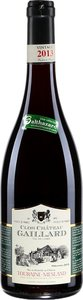Clos Château Gaillard Touraine Mesland 2014 Bottle