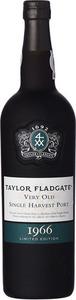 Taylor's Fladgate Single Harvest 1966, Porto Bottle