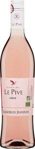 Le Pive Gris Vin Rosé 2015 Bottle