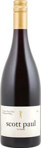 Scott Paul La Paulée Pinot Noir 2011, Willamette Valley Bottle