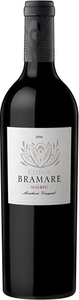 Bramare Malbec 2012, Uco Valley, Mendoza Bottle