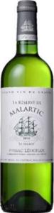 La Réserve De Malartic Le Sillage Pessac Léognan 2008 Bottle