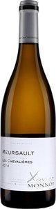 Domaine Xavier Monnot Meursault Les Chevalières 2014 Bottle