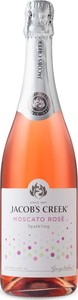 Jacobs Creek Moscato Rose Sparkling Bottle