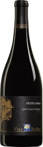 Vina Robles Petite Sirah Paso Robles 2012 Bottle