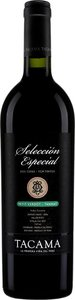 Tacama Seleccion Especial 2012, Peru Bottle