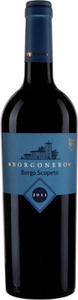 Borgo Scopeto Borgonero 2011 Bottle
