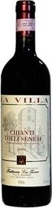 La Torre La Villa Chianti Colli Senesi 2013, Docg Bottle
