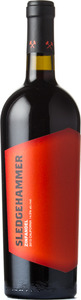 Sledgehammer Zinfandel 2013 Bottle