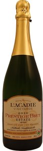 L'acadie Brut Prestige Zero Dosage 2009, Gaspereau Valley Bottle