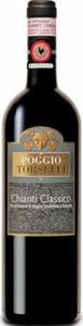 Poggio Torselli Chianti Classico 2013, Docg Bottle