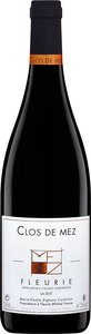 Clos De Mez Fleurie La Dot 2011 Bottle