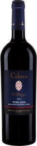 Cabreo Il Borgo Sangiovese/Cabernet Sauvignon 2011, I.G.T Bottle