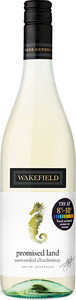 Wakefield Promise Land Unwooded Chardonnay 2014 Bottle