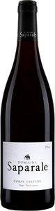Domaine Saparale 2014 Bottle