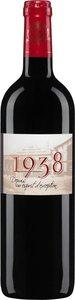 1938   Depuis Un Esprit D'exception 2010, Puisseguin Saint Emilion Bottle