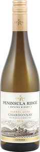 Peninsula Ridge Barrel Aged Chardonnay 2014, VQA Beamsville Bench, Niagara Peninsula Bottle