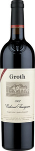 Groth Cabernet Sauvignon Reserve 2012, Oakville, Napa Valley Bottle