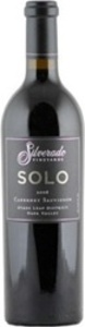 Silverado Solo Cabernet Sauvignon 2012, Stags Leap District, Napa Valley Bottle