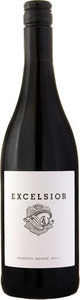 Excelsior Paddock Shiraz 2013 Bottle