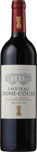 Chateau Domi Cours 2014, Bordeaux Superieur Bottle